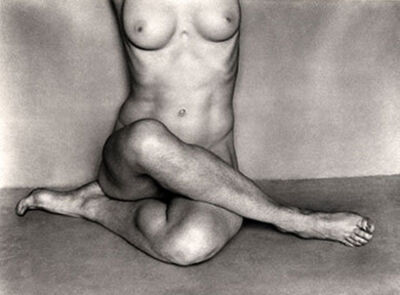 Edward Weston, 'Nude, 1927 ~ 63N', 1927