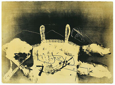 Antoni Tàpies, 'Dentelle', 1977