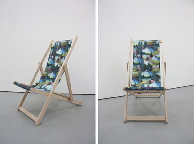 Neil Raitt, 'Mountain Chair', 2017