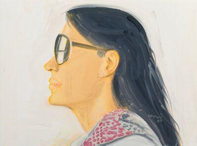 Alex Katz, 'Untitled (Carmen)', 2008