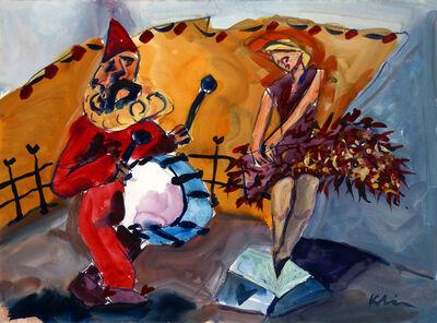 Howard Kline, 'Pierrot', 1992