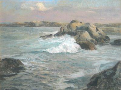 Theodore Wendel, 'Breaking Waves', 19th -20th Century