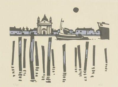 Kyffin Williams, 'Venice'