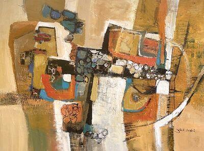 Ann Zielinski, 'Poppies and Pebbles', 2018