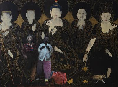 Helena Parada-Kim, 'Amithaba Buddhas', 2021