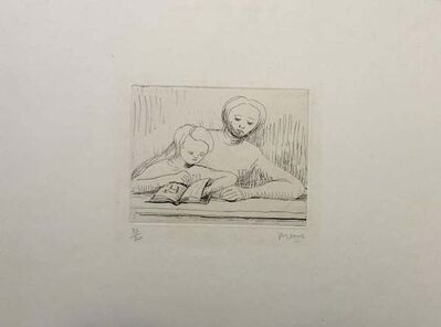 Henry Moore, 'Picture Book', 1967