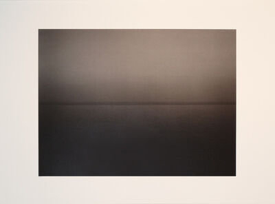 Hiroshi Sugimoto, 'Miltoan Sea - Sounion', 1991
