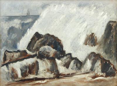 Marsden Hartley, 'Storm Wave', 1939-1940