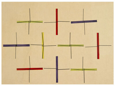 Alfredo Hlito, 'Untitled', 1953-1954