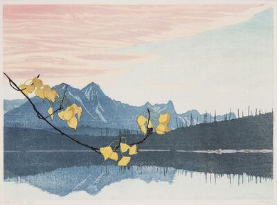 Walter Joseph Phillips, 'Leaf of Gold', 1941