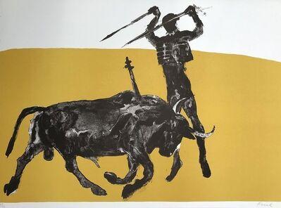 Elisabeth Frink, 'Corrida Two', 1973