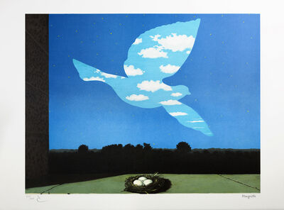 René Magritte, 'Le Retour (The Return)', 2004