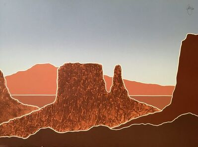 Peter Keefer, 'Mesa Petaca', 1981