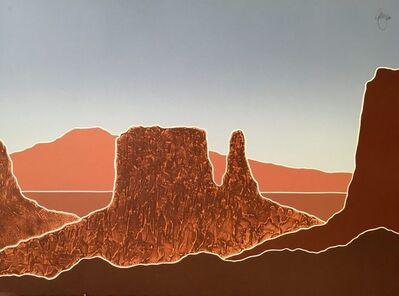 Peter Keefer, 'Mesa Petaca', 1981