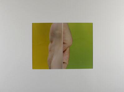 Thomas Florschuetz, 'o.T. - Diptychon Nr. 35', 1992