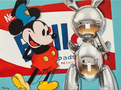 Heiner Meyer, 'Mickey loves Jeff', 2019