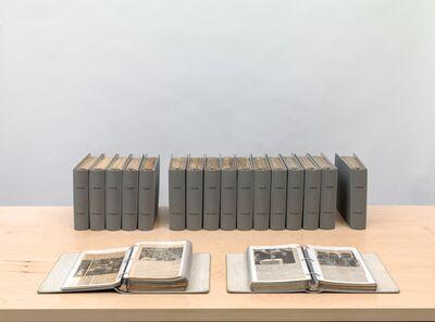 On Kawara, 'I Read', 1966-1995