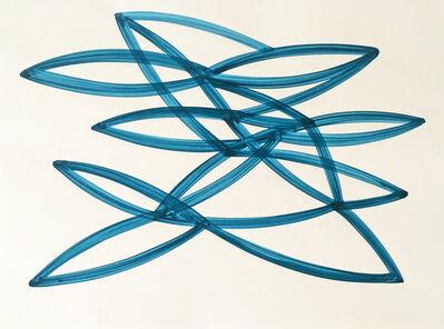 Agnes Barley, 'Untitled (Monochromes Blue)', 2015