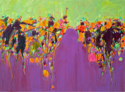 Danny Morgan, 'Jazz Section #4', 2013