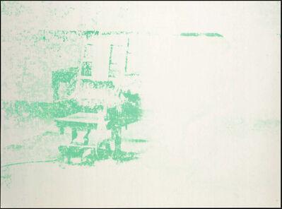Andy Warhol, 'Andy Warhol, Electric Chairs (#11.80) Serigraph Print, 1971', 1971