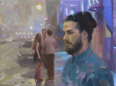 Aldo Balding, 'Nighthawks 2', 2016