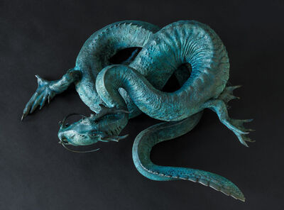 Nick Bibby, 'Midgard Serpent', 2016