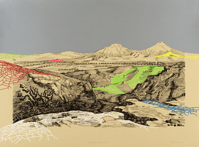 Alejandro Pintado, 'Memoria Geométrica', 2012