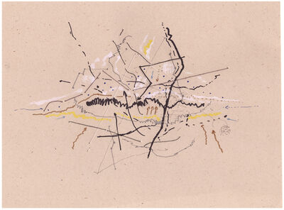Lia Perjovschi, 'Map', 1996-1998