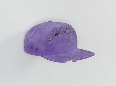 Daniel Arsham, 'Amethyst Yankees Hat', 2016