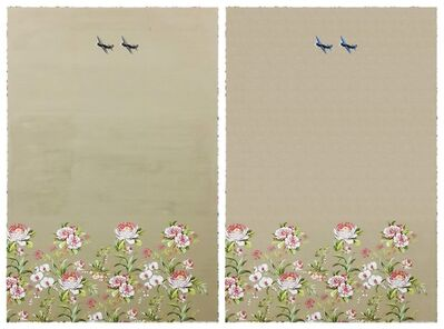 Chi Chien 齊簡, 'Reappearance #2 再現花園 #2, Pair', 2015
