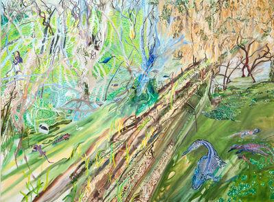 Olive Ayhens, 'Lettuce Lake', 2016