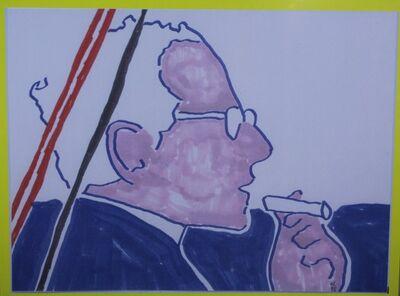 Oscar Lubow, 'BECALMED', 1995