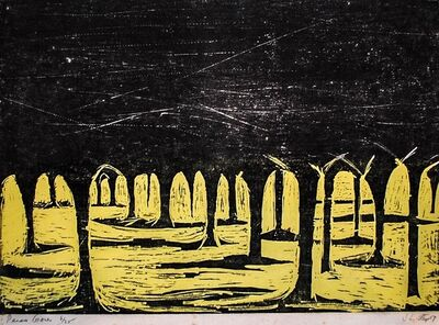 Jim Steg, 'Pecan Grove', 1959