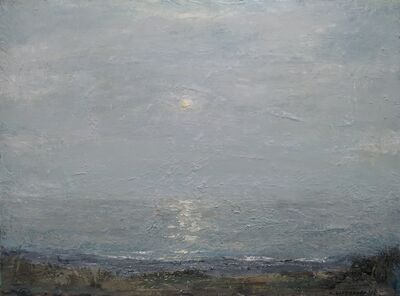 Albert Hadjiganev, 'Soleil blanc'