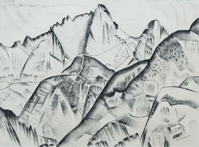 Raymond Jonson, 'Untitled Landscape', 1930