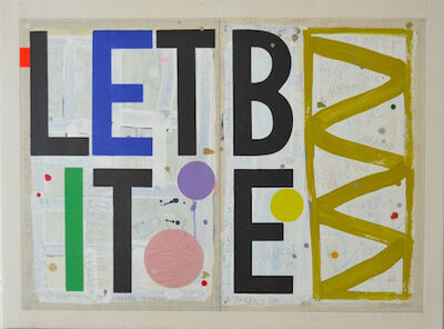 David Spiller, 'Let It Be – All Our Dreams', 2015