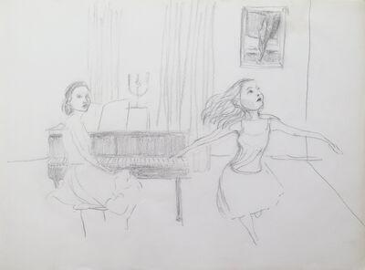 Chechu Álava, 'Lección de piano', 2014