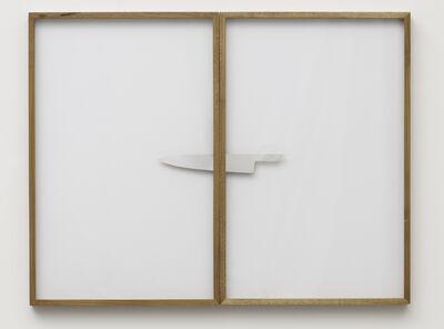 """Reginaldo Pereira, 'Através (da série """"Risca Faca"""") [Through (from the series """"Risca Faca"""")]', 2012"""
