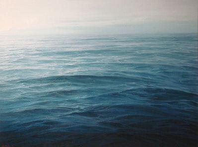 Santana (b.1947), 'Ocean XIII', 2016