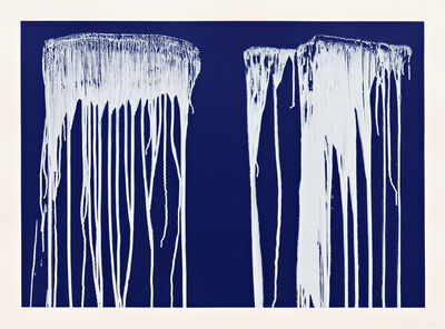 Pat Steir, 'Untitled', 2011