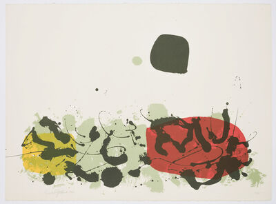 Adolph Gottlieb, 'Germination II', 1969