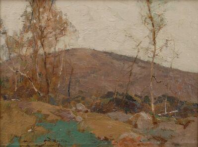 Chauncey Ryder, 'Mountain Birches', ca. 1915