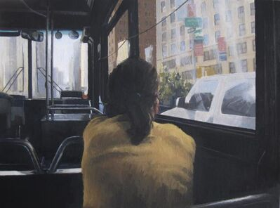 Jeff Bellerose, 'Metro', 2016