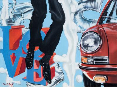 Heiner Meyer, 'Love Porsche', 2014