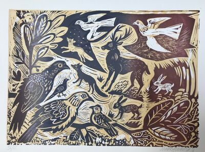Mark Hearld, 'Fauna'