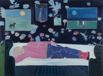 Tom Hammick, 'Poet Dreaming', 2018