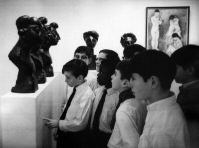 André Kertész, 'Museum of Modern Art', 1963-1969