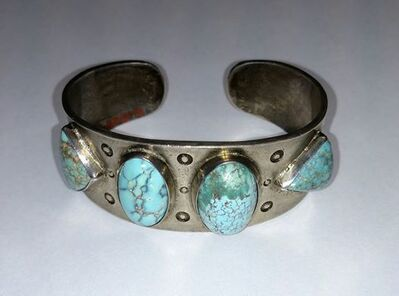 Unknown Artist, 'Bracelet', Late 19th Century -Early 20th Century