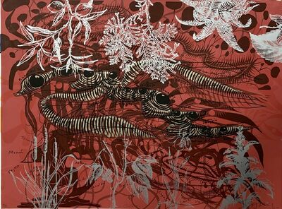 Ibrahim Miranda Ramos, 'Catarsis (Catharsis)', 2011
