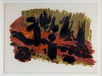 Alfred Manessier, 'Composition abstraite ', 1975